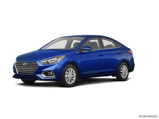 New 2021 Hyundai Accent SEL Sedan for sale near you in Albuquerque, NM
