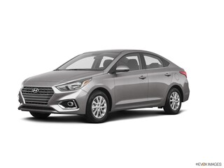 New 2021 Hyundai Accent SEL Sedan for sale near you in Albuquerque, NM