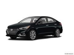 2021 Hyundai Accent Limited Sedan