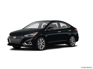 2021 Hyundai Accent Limited Sedan