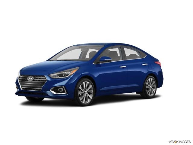 2021 Hyundai Accent Sedan