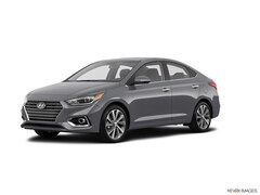 new 2021 Hyundai Accent Limited Sedan for sale in Savannah