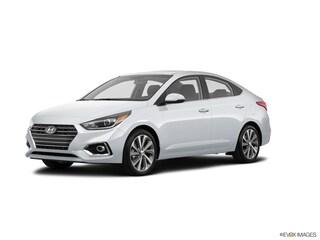 New 2021 Hyundai Accent Limited Sedan in Montgomery