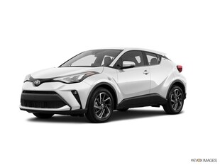 2021 Toyota C-HR Limited SUV T35144