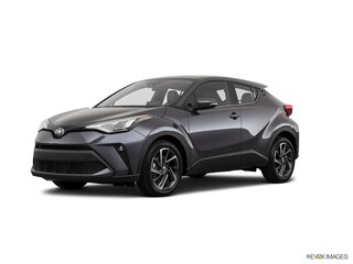 New 2021 Toyota C-HR Limited SUV for sale near you in Peoria, AZ