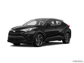 New 2021 Toyota C-HR Limited SUV in Marietta, OH