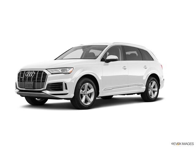 New 2021 Audi Q7 55 Premium SUV in Pensacola