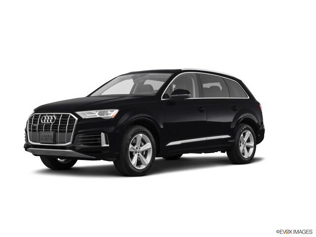New 2021 Audi Q7 55 Prestige SUV Fort Collins