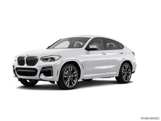 New 2021 BMW X4 M40i Sports Activity Coupe Anchorage, AK