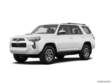 Featured New 2021 Toyota 4Runner TRD Off Road SUV JTEPU5JR7M5965360 for sale near you in Lemon Grove, CA