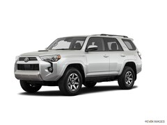 New 2021 Toyota 4Runner TRD Off Road SUV for sale near you in Boulder, CO