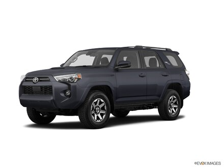 Featured New 2021 Toyota 4Runner TRD Off Road SUV for sale in Colorado Springs, CO