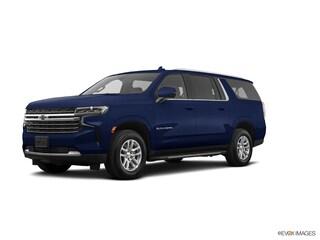 New 2021 Chevrolet Suburban LT SUV for sale in Victorville, CA