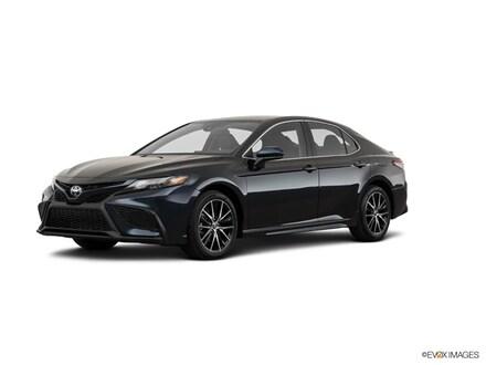2021 Toyota Camry SE Sedan