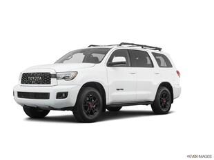 2021 Toyota Sequoia TRD Pro SUV T35277