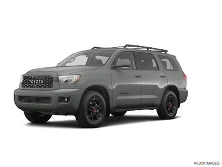 2021 Toyota Sequoia TRD Pro SUV
