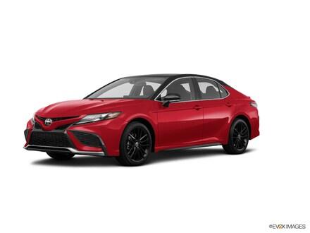 2021 Toyota Camry XSE V6 Sedan