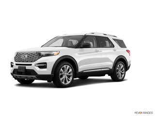 New Ford 2021 Ford Explorer Platinum SUV for sale in Boston, MA