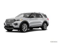 2021 Ford Explorer Platinum SUV 211838 in Waterford, MI