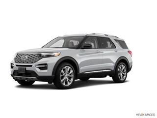 New 2021 Ford Explorer Platinum SUV For Sale in Wayland, MI