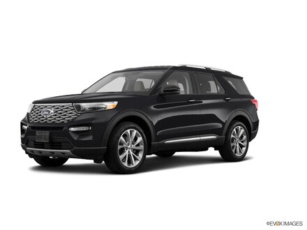 Featured New 2021 Ford Explorer Platinum SUV for Sale in Diamondville, WY