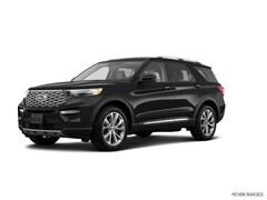 2021 Ford Explorer Platinum SUV 211839 in Waterford, MI