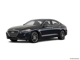2021 Genesis G70 3.3T RWD Sedan