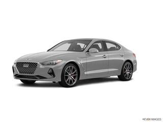 2021 Genesis G70 3.3T Standard RWD Sedan