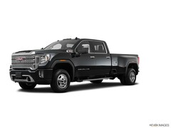 2021 GMC Sierra 3500 HD Denali Truck Crew Cab
