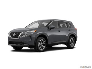 New 2021 Nissan Rogue SV SUV Eugene, OR