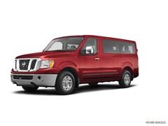 New 2021 Nissan NV Passenger NV3500 HD SL V8 Van Passenger Van Lake Norman, North Carolina