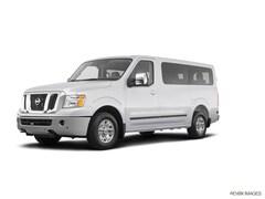 New 2021 Nissan NV Passenger NV3500 HD SL V8 Van Passenger Van for Sale in Inwood at Rockaway Nissan