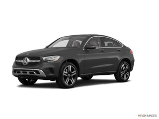 New 2021 Mercedes-Benz GLC 300 4MATIC COUPE in Hanover, MA