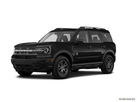 2021 Ford Bronco Sport Big Bend 4x4 Sport Utility