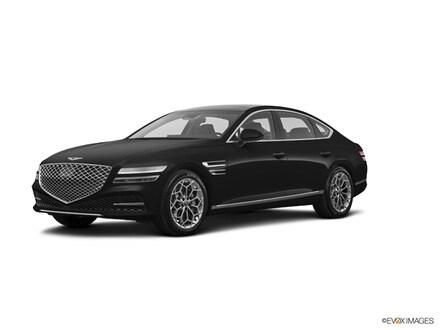 2021 Genesis G80 3.5T Prestige RWD Sedan