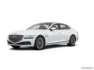 2021 Genesis G80 3.5T RWD Sedan