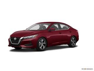 New 2021 Nissan Sentra SV Sedan Eugene, OR