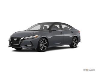 2021 Nissan Sentra SR Sedan 3N1AB8DV4MY202390 17642N