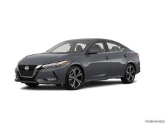New 2021 Nissan Sentra SR Sedan in Totowa