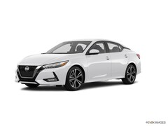 2021 Nissan Sentra SR Car