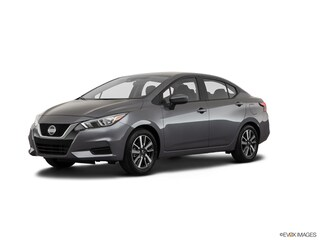 New 2021 Nissan Versa 1.6 SV Sedan Ames, IA