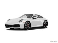 2021 Porsche 911 Convertible