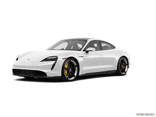 2021 Porsche Taycan Turbo S Sedan
