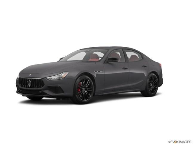 2021 Maserati Ghibli S Sedan