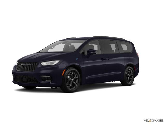 2021 Chrysler Pacifica Hybrid Van Passenger Van