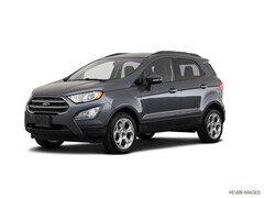 2021 Ford EcoSport SE AWD SUV