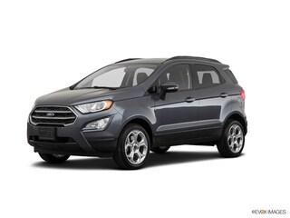 2021 Ford EcoSport SE SE FWD