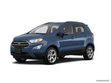2021 Ford EcoSport SE FWD SUV