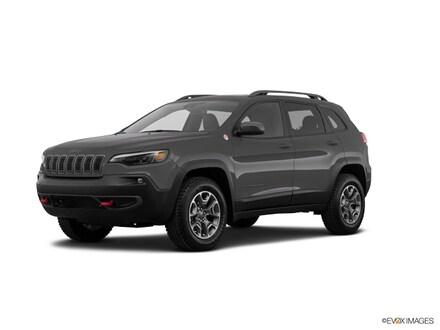 2021 Jeep Cherokee TRAILHAWK 4X4 Sport Utility