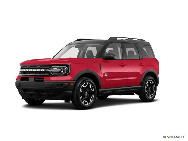 2021 Ford Bronco Sport Wagon